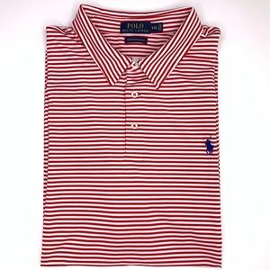 Polo by Ralph Lauren Striped Performance Polo.